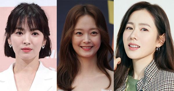 Top mỹ nhân đẹp nhất Kbiz: Tranh cãi việc Jeon So Min (Running Man) vượt mặt Song Hye Kyo và Son Ye Jin