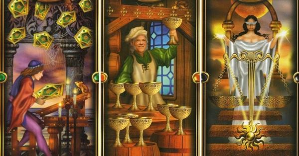 Rút một lá bài Tarot để xem tuần mới này bạn sẽ gặp được vận may nào