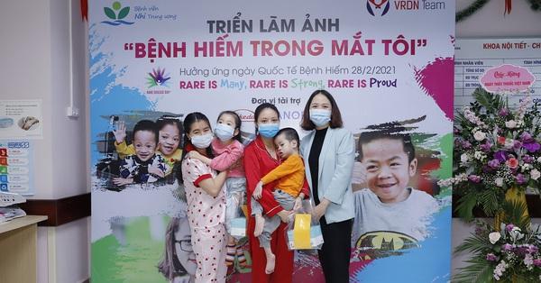 Việt Nam ước tính có khoảng 100 căn bệnh hiếm được báo cáo, cứ 15 người thì có 1 người mắc căn bệnh này