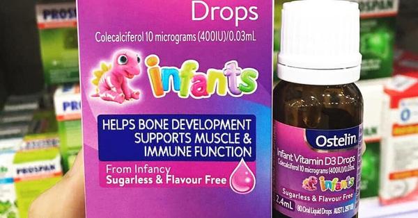 Mua hộp vitamin D3 cho con nhưng mở ra chỉ có 1/4 dù còn nguyên tem, mẹ trẻ hoang mang tưởng hàng giả nhưng lý do thật sự là như thế nào?