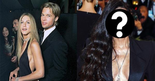 Không phải Angelina Jolie, đây mới là người phụ nữ khiến Jennifer Aniston lo lắng khi tái hợp Brad Pitt?