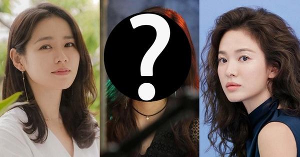 Tranh cãi nảy lửa BXH mỹ nhân đẹp nhất xứ Hàn: Song Hye Kyo, Son Ye Jin lẹt đẹt ở vị trí thấp, ngôi vương lại thuộc về một cô gái sinh năm 1999