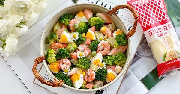 Món salad lợi đủ đường, làm dễ lại nhanh, ai ăn cũng sẽ mê ngay tắp lự