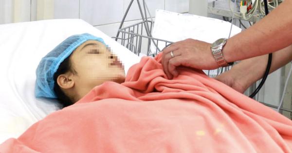 Cần Thơ: Cứu sản phụ 31 tuổi sinh con lần 3, bị nhau cài răng lược nguy kịch