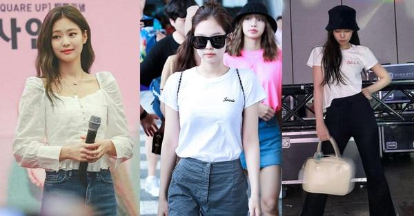 Jennie có 11 cách diện áo trắng sành điệu tuyệt vời, chị em học theo thì chuyện mặc đẹp