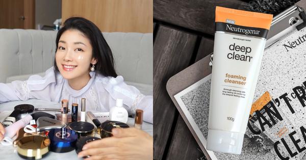 Beauty Blogger Hàn Quốc 42 tuổi tiết lộ bí quyết để da luôn căng trẻ, nhìn 40 lọ kem chống nắng mà cô dùng thì ai choáng