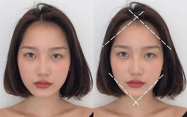 Nàng mặt tròn muốn cắt tóc ngắn thì phải chú ý đến điểm này