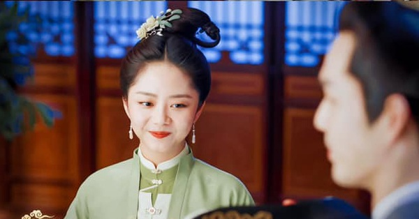 Cẩm tâm tựa ngọc: Xuất hiện cảnh tình cảm đầu tiên của Chung Hán Lương - Đàm Tùng Vận, mắc cỡ như gái mới lớn