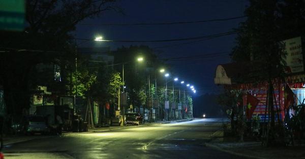 TP Chí Linh trước giờ gỡ bỏ phong tỏa: Người dân háo hức nhưng không chủ quan