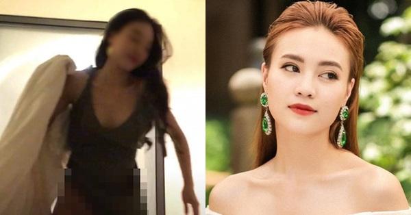Rộ nghi vấn Ninh Dương Lan Ngọc bị lộ clip nóng trên trang web 18+ - giá vàng 9999 hôm nay 311