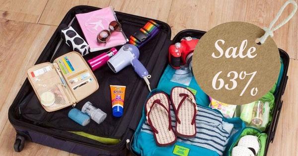 5 sản phẩm nhỏ xinh giá rẻ không thể thiếu cho những chuyến du lịch cận kề