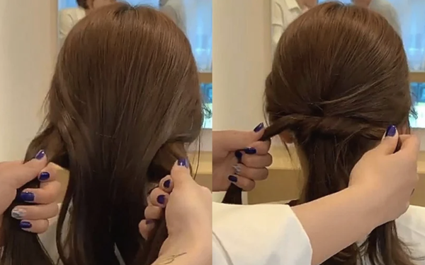 Học nhanh 5 chiêu búi tóc xinh như nàng thơ, chị em dù vụng đến mấy cũng làm theo được