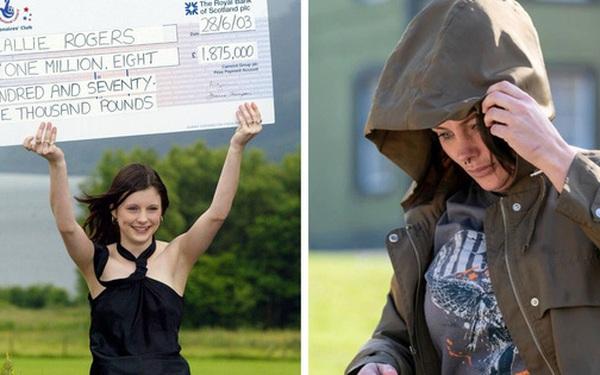 Bất ngờ trúng số 60 tỷ đồng khi mới 16 tuổi, cô gái may mắn gây sốc với cuộc đời toàn bi kịch về sau, chỉ ước