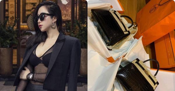 Tay chơi hàng hiệu số một Hà Nội phanh phui vụ đánh tráo túi Hermes 1,5 tỷ liên quan đến stylist của người nổi tiếng trong showbiz