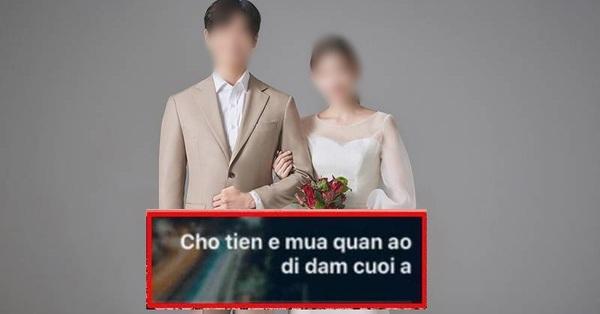 Một ngày trước đám cưới, chú rể chuyển khoản cho tình cũ 3 triệu đồng kèm theo lời nhắn ngắn gọn, đọc xong cô gái bật khóc!