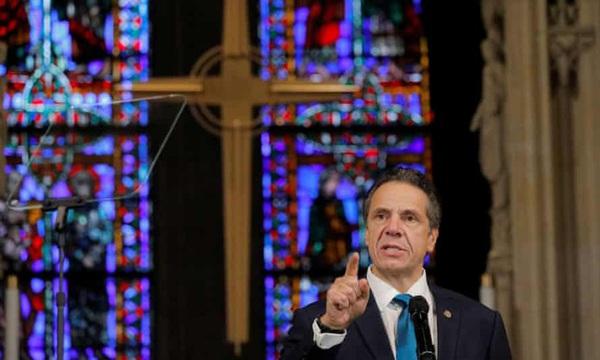 Thống đốc New York quay cuồng giữa bê bối về Covid-19 và quấy rối tình dục
