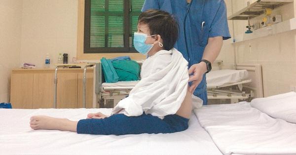 Bé trai 7 tuổi ở Hà Nội là bệnh nhi ghép tim nhỏ tuổi nhất Việt Nam đã được ra viện
