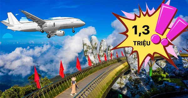 Đầu tháng 4, dân mê xê dịch lên kế hoạch tới Đà Nẵng ngay vì toàn combo/tour giá rẻ cho 3N2Đ chỉ từ 1,3 triệu đồng/người