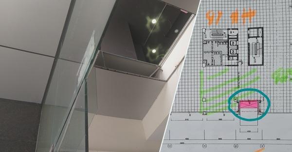 Vụ thủng trần chung cư làm đôi nam nữ rơi xuống tầng 1: Chủ đầu tư đã sử dụng sai mục đích phần mái sảnh