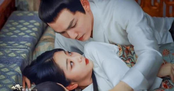 Cẩm tâm tựa ngọc: Đỏ mặt với cảnh Đàm Tùng Vận đang ôm con ngủ thì bị Chung Hán Lương