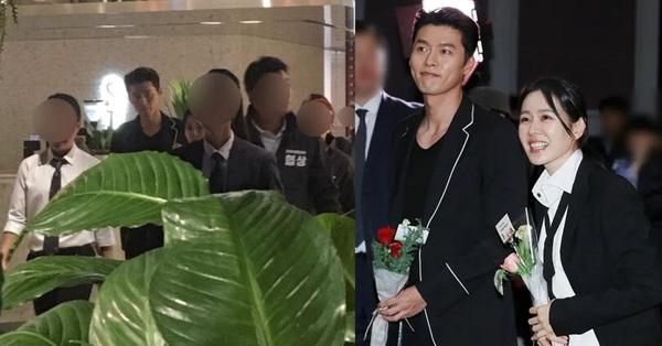 Fan tung bằng chứng Hyun Bin - Son Ye Jin đã yêu nhau từ 2 năm trước, phát hiện bị chụp lén vẫn tay trong tay với nhau
