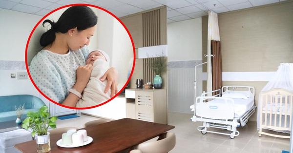 Một bệnh viện công ở TP.HCM có phòng cho sản phụ sau sinh sang xịn như khách sạn 5 sao, xem xong chị em muốn đẻ ngay và luôn