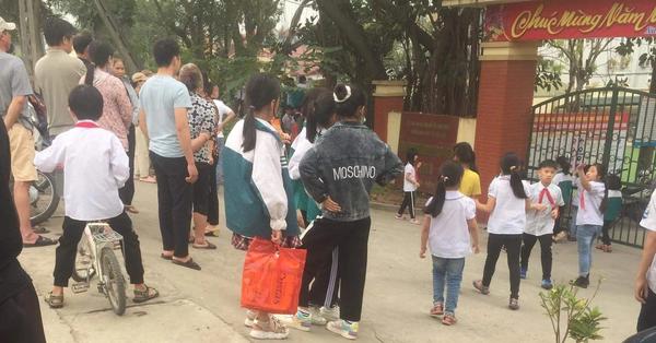 Hà Nội: Nam sinh lớp 9 bị bạn cùng trường đâm tử vong