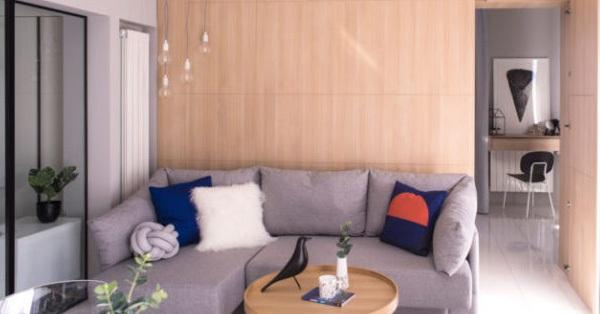 Căn hộ 48m² của gia đình 3 người đẹp không thể rời mắt nhờ áp dụng đúng phong cách thiết kế phù hợp