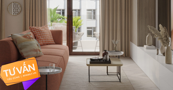 Kiến trúc sư tư vấn thiết kế cho căn hộ 90m², 3 người ở với chi phí tiết kiệm chỉ 170 triệu đồng