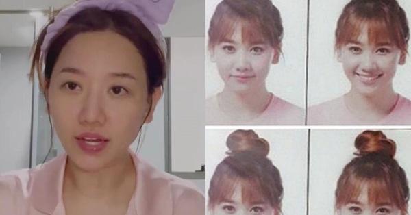 So sánh mặt mộc với ảnh thẻ mới thấy các sao Việt luôn có chiêu make up