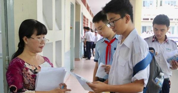 Chính thức: TP.HCM công bố lịch thi tuyển sinh vào lớp 10 năm 2021