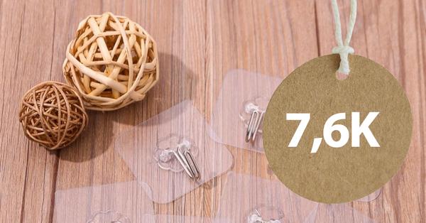 6 sản phẩm được đánh giá cao trên Tiki, giá bán đắt nhất chưa đến 60 nghìn đồng