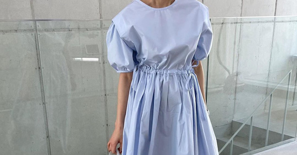 Thì ra gái Hàn mặc váy dài mà không giống