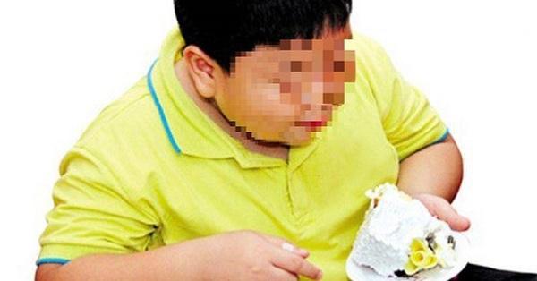 Cha mẹ lưu ý những điều này để đối phó với trẻ thừa cân, béo phì