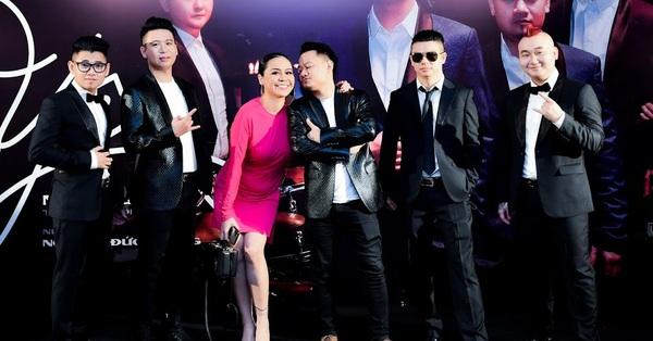Nguyễn Đức Cường tiết lộ phải xin phép Vũ Hạnh Nguyên mới dám đóng cảnh tình tứ cùng gái đẹp trong MV của Ngũ Cung