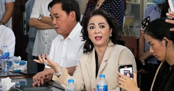 Bà Nguyễn Phương Hằng - vợ ông Dũng