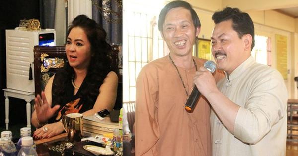 Nhiều người lo sợ thay cho bà Phương Hằng khi nhắc đích danh 4 nghệ sĩ gạo cội, khiêu khích hàng triệu fan hâm mộ của NS Hoài Linh: