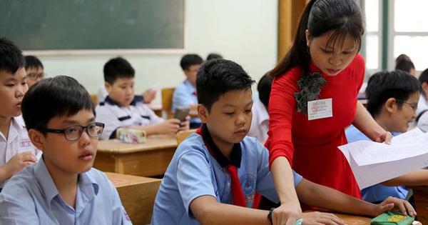 """Tuyển sinh lớp 6: Thông tin mới nhất về các trường """"hot"""" ở Hà Nội"""