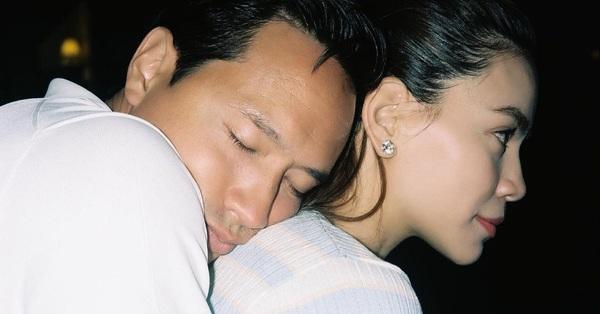 """Hồ Ngọc Hà và Kim Lý lại khiến dân tình """"ghen tỵ"""" vì hành động không thể ngọt ngào hơn"""