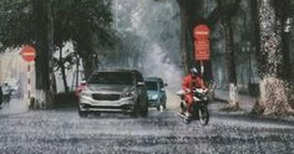 Miền Bắc chuẩn bị đón không khí lạnh cuối mùa gây mưa dông diện rộng