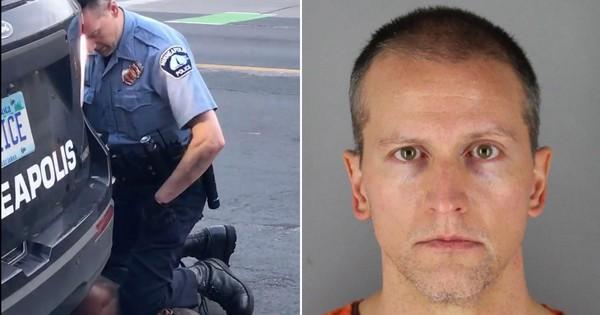 Cựu sĩ quan ghì cổ George Floyd bị kết tội giết người