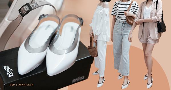 Đầu tư đôi giày cao gót nhựa hơn 2 triệu, ai kêu phí chứ mình thấy hoàn toàn xứng đáng!
