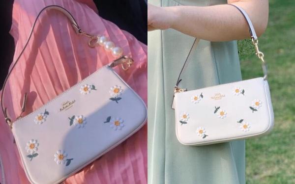 Túi Coach hoa cúc đang hot rần rần, hàng fake giá bằng 1/100 giá gốc khiến dân tình nhao đi mua
