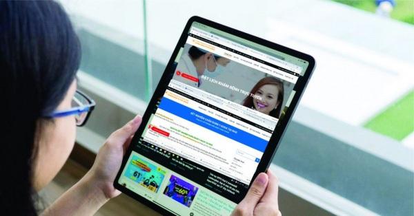 Bộ Y tế triển khai thí điểm đặt lịch khám chữa bệnh trực tuyến