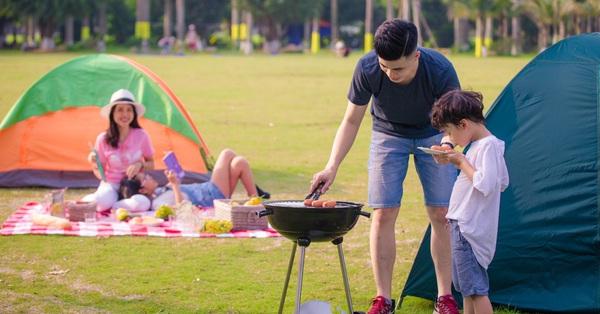 Với 1 triệu đồng là bạn có thể sắm đủ 9 món đồ dùng cần thiết nhất đi camping cho gia đình 4 thành viên