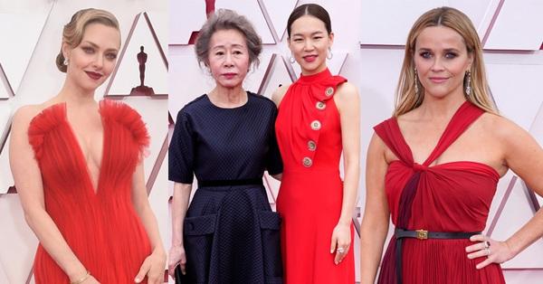 Thảm đỏ Oscar lần thứ 93: