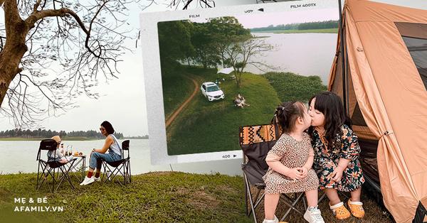 Lưu ngay những địa điểm lý tưởng cho trẻ đi camping dịp lễ 30/4-1/5, bố mẹ khỏi lo đông đúc, xô bồ