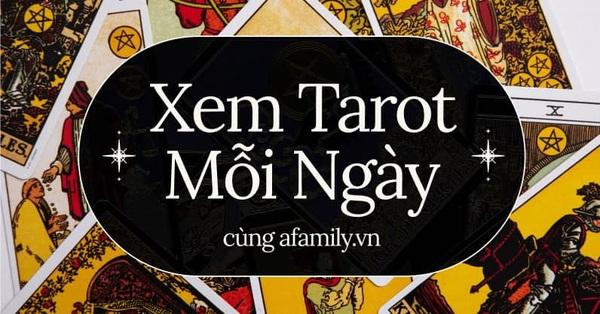 Mỗi ngày vào aFamily.vn để rút một lá bài Tarot xem điều gì đang chờ đợi bạn trong ngày hôm nay!
