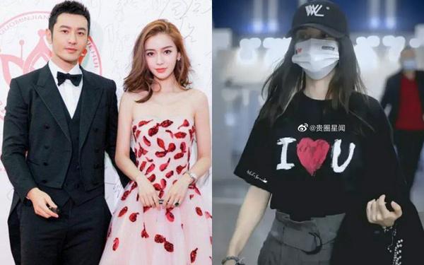 Đập tan tin đồn ly hôn, Angela Baby - Huỳnh Hiểu Minh khiến antifan phải