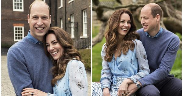 Vợ chồng Công nương Kate tung ảnh mới nhân kỷ niệm ngày cưới: 10 năm tình yêu vẫn vẹn nguyện như thuở ban đầu!